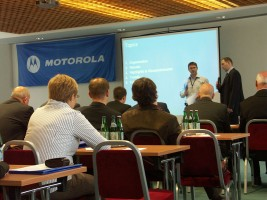 Motorola Distributors Conference, Hungary, Tapolca (2005)