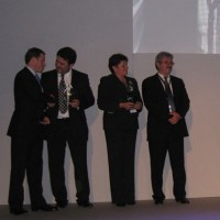 Annual Conference of Motorola Distributors, Italy, Rome (2008)
