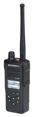 APX 2000 Digital Portable Radio